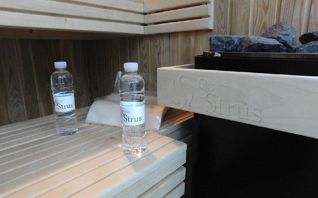 Pogled u bio/finsku saunu