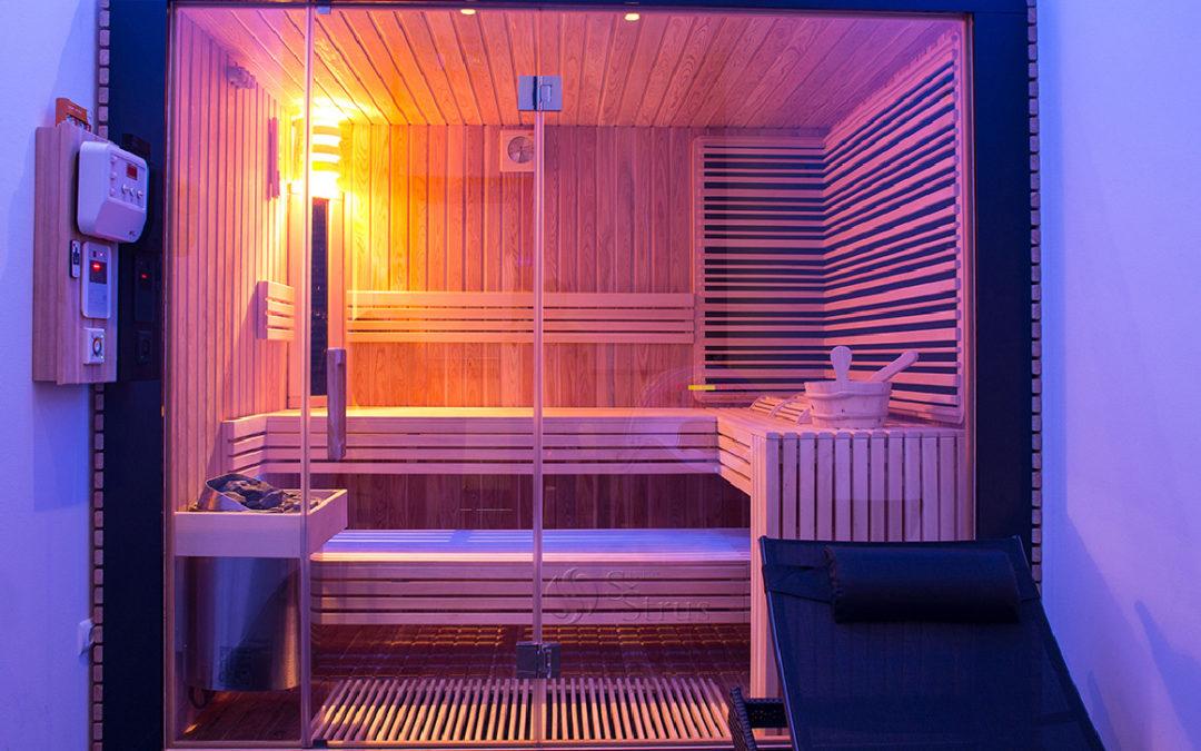 Sauna ROUND – dizajn i priroda