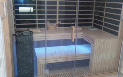 Soba sa saunom