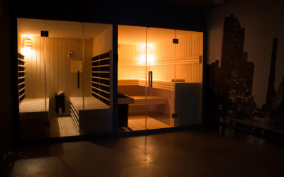 Iz kućne teretane u finsku ili infracrvenu saunu