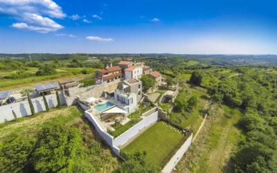 Luksuzna istarska vila Monte Residence