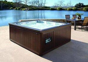 Model Eco serije bazena